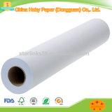 Jungfrau-Massen-weiße Packpapier-Rolle für Verkauf