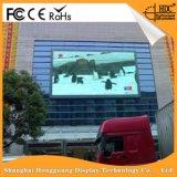 Placa de propaganda ao ar livre cheia de alta resolução do diodo emissor de luz da cor P16