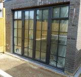 Portas Bifold interiores do ferro feito para a casa