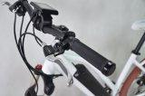 2017人の新しく不安定なセンサー700cの女性山の道の通勤者の電気自転車
