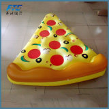 팽창식 물 장난감 피자 수영장 부유물
