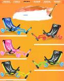 China-Fabrikwiggle-Auto-Baby-Schwingen-Auto-Plastikmusik Triker