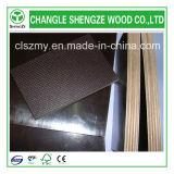 Bâtiment Matériau de construction Noir / Brown Film Faced Plywood