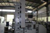 Impresora flexográfica de la escritura de la etiqueta