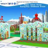 아이 (H14-03255)를 위한 다채로운 옥외 운동장 활주