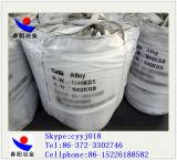 Alliage de Sialbaca de matériau auxiliaire en sidérurgie