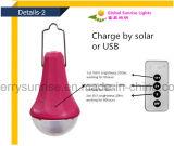 가정 점화를 위한 소형 휴대용 태양 에너지 LED 가벼운 장비 11V 태양 에너지 홈 발전기