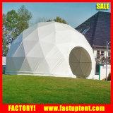 Tenda di alluminio della cupola geodetica del blocco per grafici del riparo esterno del Gazebo