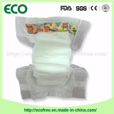 Weiches Breathable Baby Diaper Hot Sale Cheap Diaper nach Afrika