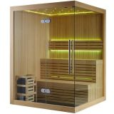 Monalisa Sauna sec chambre avec LED plafond (M-6031)