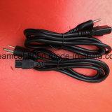 cable eléctrico aprobado negro del 1.5m PSE JP con IEC 320 C13