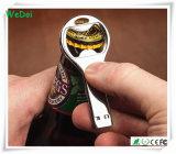 Azionamento dell'istantaneo del USB apri di bottiglia con una garanzia da 1 anno (WY-M12)
