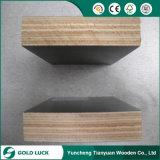 21mm Eucalyptus Core WBP colle phénolique de coffrage en contreplaqué utilisez du film Face