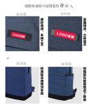 Sacchetto durevole di svago del sacchetto dello zaino degli uomini di sacchetto dello zaino
