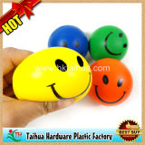 Cute PU Eggplant Stress Toys Balls (TH-PU016)