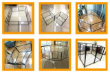Un gros chien cage soudée Backyard Dog Kennels Prdouct pet