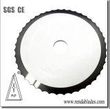 За круглым столом пилы зубчатый диск для нарезки ломтиками Blade пищевой промышленности