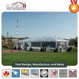Freies Spitzenzelt-transparente Dach-Hochzeitsempfang-Festzelte