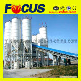 Planta de tratamento por lotes concreta modular popular de 90m3/H