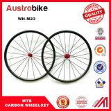 '' оправа горы углерода Wheelset велосипеда горы 26 полная