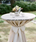 Ткань полиэфира салфетки таблицы украшения венчания для венчания
