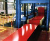 Usine de fer et acier enduit de couleur PPGI bobine en acier galvanisé