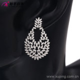 90680 nuovo Fashion Rhodium Charming Luxuryzircon Jewelry Earring per Wedding