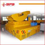 L'industria pesante applica il carrello di trattamento non cingolato motorizzato per il carrello di trasferimento