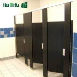 Porta de partição de banheiro em aço inoxidável
