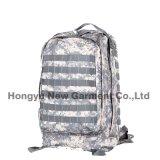 Personnalisée en usine de haute qualité sac à dos militaire tactique de camouflage de plein air (HY-B010)