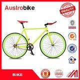 판매를 위한 판매를 위한 단 하나 속도 기어를 가진 최신 판매 마그네슘 합금 바퀴 700c 조정 기어 자전거는 세륨으로 자유롭게 과세한다