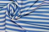 60 면 40 폴리에스테 직물 능직물 털실에 의하여 염색되는 셔츠 직물