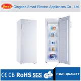 congelador vertical ereto da única porta livre da geada 220V