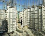 構築のためのアルミニウム壁型枠