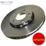Pour tous les types de disque de frein Auto Pièces de voiture avec une bonne qualité Shandong Factory