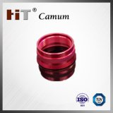 OEM-красный Anodizing алюминия CNC часть