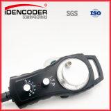 CNC機械25/100PPR長時間のドライブの手動ハンドルの手動エンコーダの回転式エンコーダ