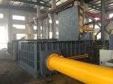перерабатывающая установка металлического лома прессование машины металлические пресс-подборщика