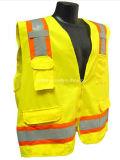En reflexivo ISO20471 da veste da segurança da visibilidade elevada