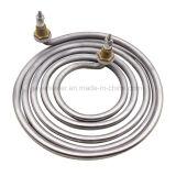 Elemento de Aquecimento da bobina de espiral de imersão para a autoclave 220V 6KW