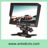 7 de Monitor van Ahd LCD van de duim voor de AchterMening 1080P van de Auto