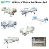Camas de hospital eléctricas de la sacudida de la calidad 3 del equipamiento médico