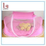 Легко складные портативные малыша противомоскитные сетки кровать