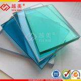 Ясный ломкий плоский лист поликарбоната для тентов и Sunroom окна толя