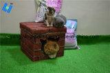 Gatos de tofu con Fast racimos