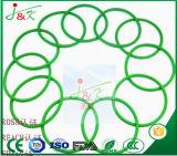 FDA, gomma di silicone, gomma di FKM, verde, Brown, giunto circolare nero