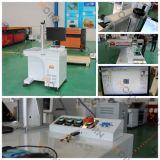 Machine chaude d'inscription de laser de fibre de la commande numérique par ordinateur Mt-F30A de qualité de vente
