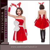 High Quality Role-Playing Adult Cospaly Halloween Sexy Christmas Costume (7245)