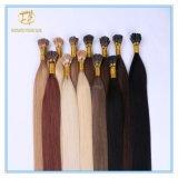 Das kundenspezifische gezeichnete Qualitäts-Doppelte spitze ich Extensions-Haare mit Fabrik-Preis Ex-013