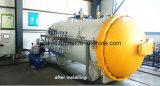 Réacteur technique élevé de matière composite